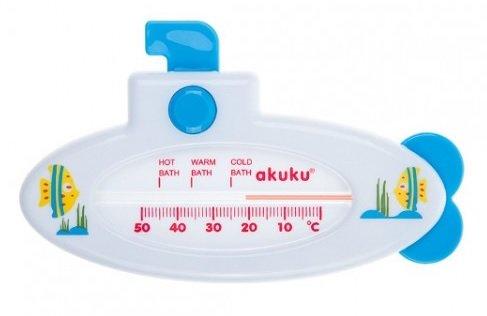 Akuku Термометър за вода Корабче 0396
